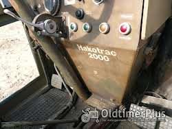 Sonstige Kleintraktor Hakotrac Hako Trac 2000 Schneeschieber Foto 4