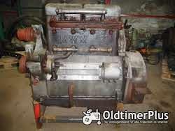 Mwm Vorkriegs Lkw motor