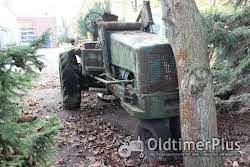 Schopf Oldtimer Radlader Foto 5