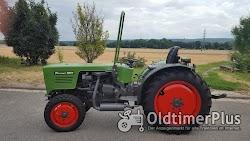 Fendt Farmer 203 V Foto 7