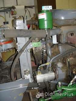 AHS Hydro Vollhydraulische Hydrostat Lenkung Fendt Farmer 2S, 3S, 4S, 5S, 103, 104, 105, 106 u.a. Foto 3