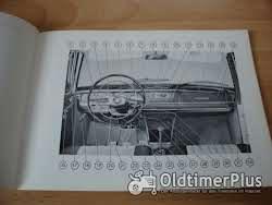 orig. Betriebsanleitung BMW 1800 1967 Foto 3