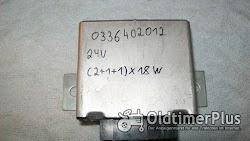 Bosch 0336402012 neu Warnblinkgeber  24V(2+1+1)mal 18W Foto 2