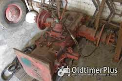 Hanomag R324A Getriebe Foto 2
