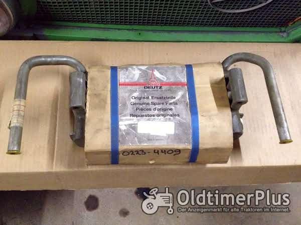 Deutz Motorölkühler Ölkühler FL912 Foto 1