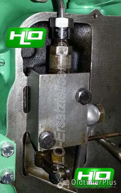 Reparatur Natter Einspritzpumpe zu GÜLDNER Motor 1DA Traktor KRAMER KB12 FAHR D12 Reparatur Dichtungen u. Ersatzteile für Natter Einspritzpumpe Foto 1