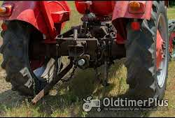 Massey Ferguson MF 130 Deluxe-Version Foto 4