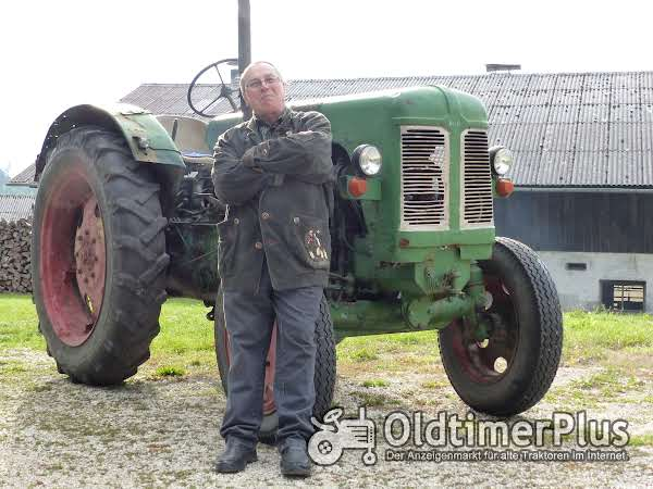 Sonstige Oldtimer Traktor Famulus 14/30 von 1958 , DDR Schlepper foto 1