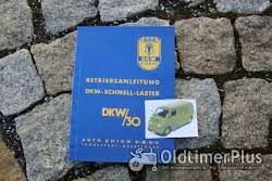 Literatur Betriebsanleitung DKW F 89 L Schnellaster 1954 (30 PS)