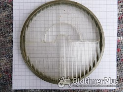 Hella 2 Stück Ersatz Gläser für Scheinwerfer Ø10,5 cm – Oldtimer Foto 2