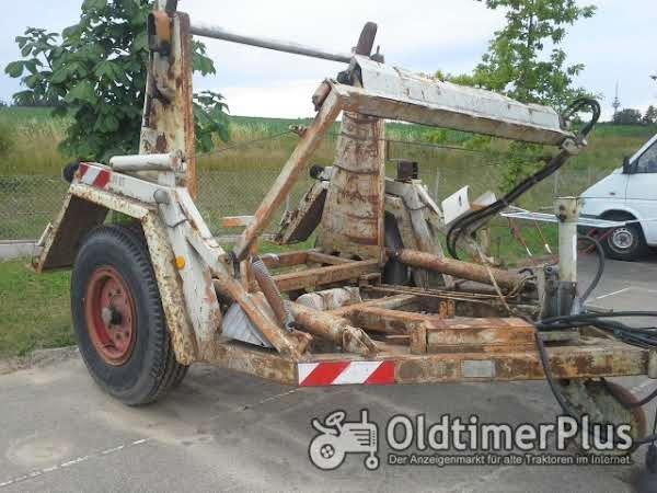 Müller Kabelabroller-Transporter-KW-H Foto 1