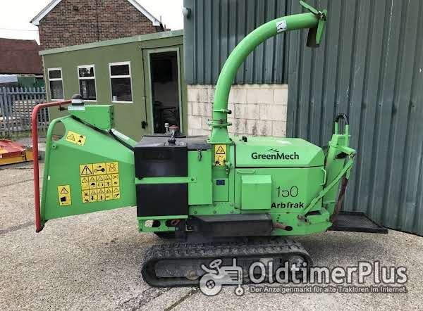 Greenmech ArbTrak 150-35 Foto 1