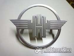 Hanomag Massives Rundes Emblem