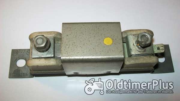 Bosch 0 251 103 014 Vorglühwiederstand für MAN D 2146 M14 Motor Foto 1