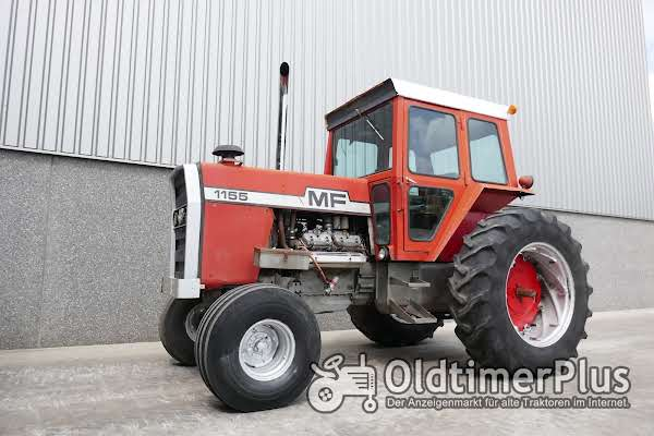 Massey Ferguson 1155 foto 1