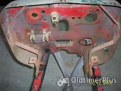 Mc Cormick D-440, D 440, IHC Armaturenbrett, Instrumentetafel Foto 3