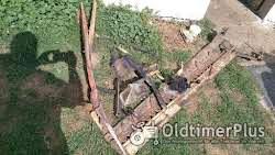 Deutz Mähbalken Mähwerk vom D 4507 Foto 2