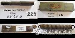 Claas Mähdrescher, Presse, Perkins-Motor, Ersatzteile, Sortiment D Foto 6