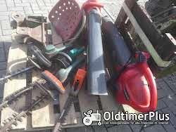 Werkzeug Hekkenschere zitsschale zugmaul Guldner und laubgeblase