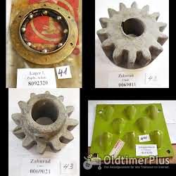 Claas Presse, Hochdruchpresse, Niederdruckpresse, Ersatzteile Foto 10