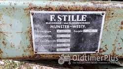 F. Stille aus Münster Westfalen. Typ M94. Triebachswagen mit Kratzboden (Mistwagen) für Oldtimer Foto 3