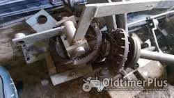 Deutz Fronthydraulik und Frontzapfwelle für D 6206A Foto 4