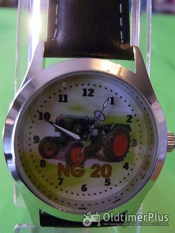 Normag NG 20  Armbanduhr Foto 1