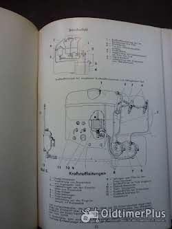 Deutz Dieselmotor F2L61 Bedienungsanleitung u. Eteilliste Foto 7