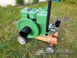 Motorenwerk Cunewalder 1H65 Stationärmotor Wasserverdampfer Foto 6