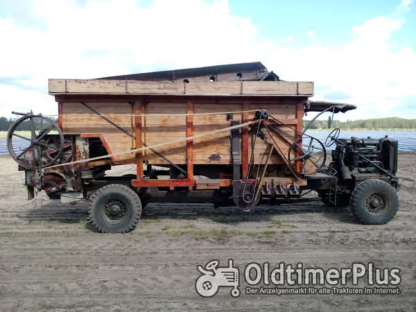 Sonstige Smetryns C4  Selbstfahrende Dreschmaschine Foto 1