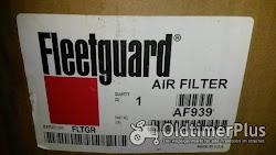 Fleetguard AF 939 und 937 Luftfilter Foto 2