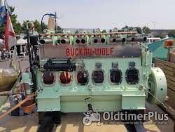 Buckau R. Wolf Magdeburg-Buckau Histor. Buckau Wolf Sammler Schiffsmotor top Schiffsdiesel SKL Foto 3