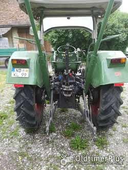 Fendt Farmer 2 S Allrad Foto 5