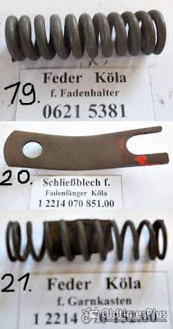Köla, Ködel & Böhm, Welger, Presse, Strohpresse, Niederdruckpresse, Hochdruckpresse, Heupresse, Ersatzteile Foto 8