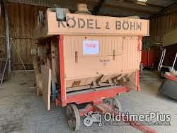 Ködel & Böhm Dreschmaschine Foto 2