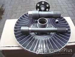 Turbokupplung, Hohlwelle, Kupplungswelle, Antriebswelle, Zahnwelle Foto 4