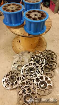 Mayco Piccola Rotoren für Spritzmaschine Foto 2
