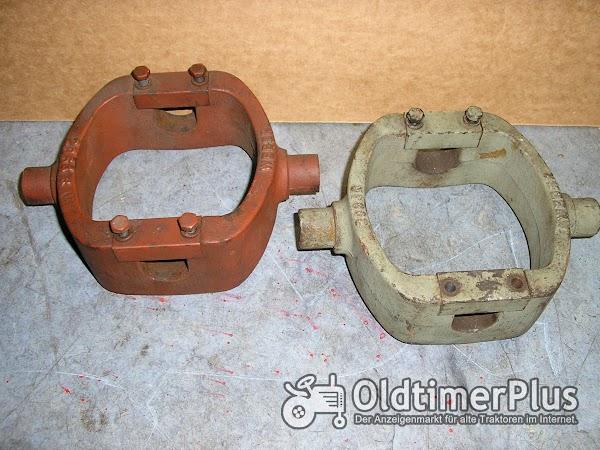 Weber Kardanring für Kipperzylinder Foto 1