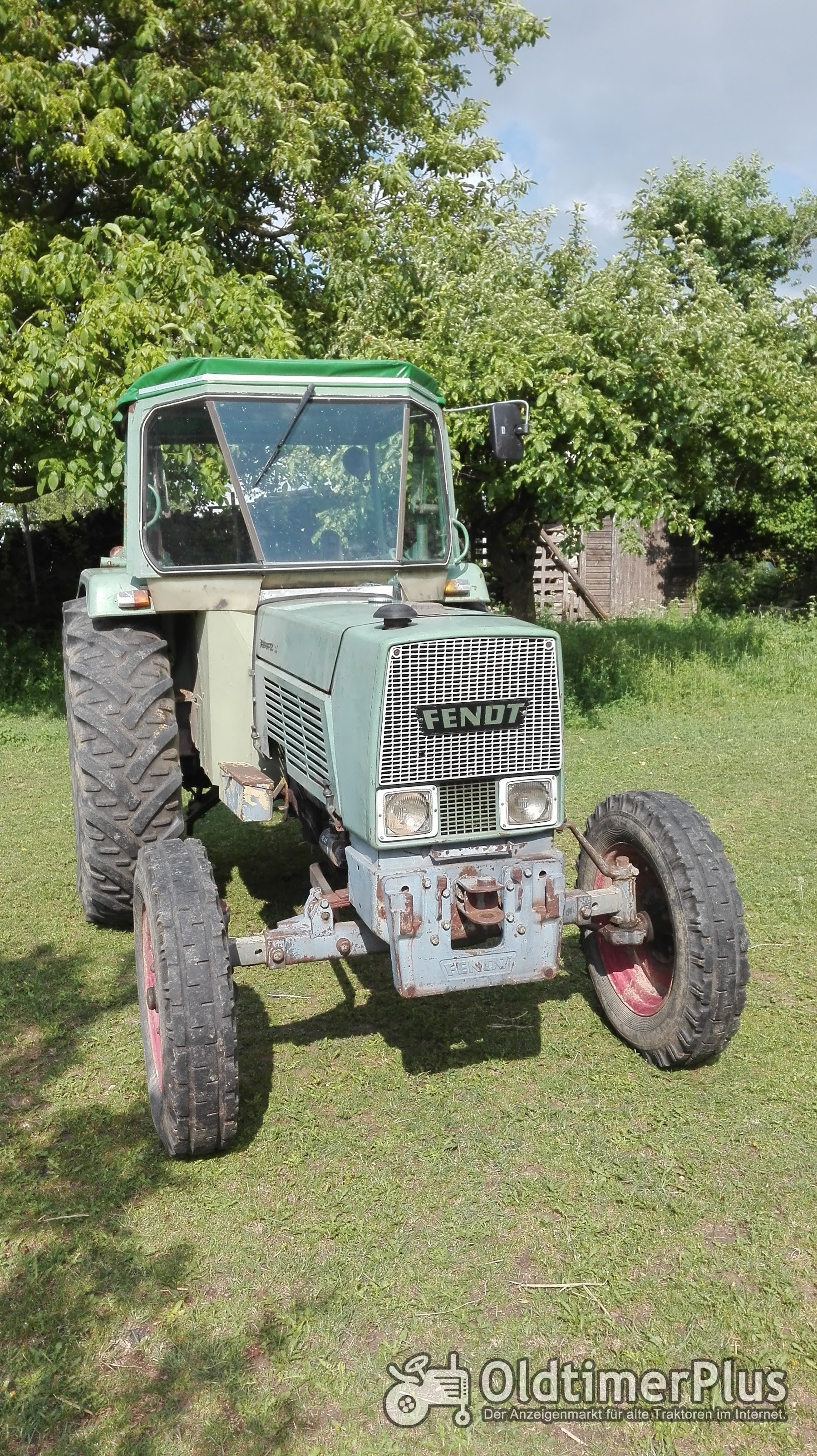 Fendt Favorit 3S Turbolader Foto 2
