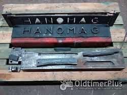 Hanomag R 40 Werkzeug fur der fertigung der seitenblechen