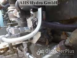 Calzoni Rcd. Hydraulische Lenkung  Eicher Traktoren Foto 5
