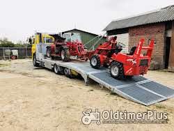 Schleppertransporte Bulldogtransporte Lanz,Eicher,Deutz,Hanomag,Fiat Foto 9