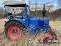 LANZ 2806 U, seltener originaler Umbaubulldog foto 8