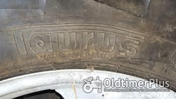 Hanomag R322 Granit Taurus Vorder-Reifen für  auf Felge Foto 5