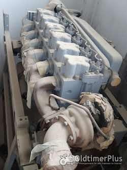 Steyr Motor Original Steyr WD 614 Stationärmotor-6 Zylinder