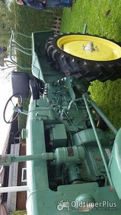 MAN Zugmaschine Ackerschlepper B18A Foto 5