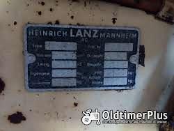 LANZ MD 18 S mahdrescher Foto 3