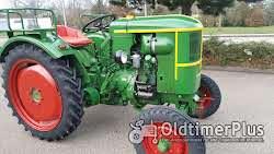 Deutz Traktor Deutz F1L514 Knubbeldeutz Foto 5