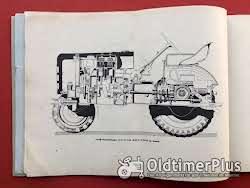 Betriebsanleitung für FAHR-Traktoren D17 und D22 Foto 4
