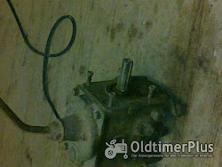 Prometheus Schaltgetriebe Getriebe MPR Foto 2